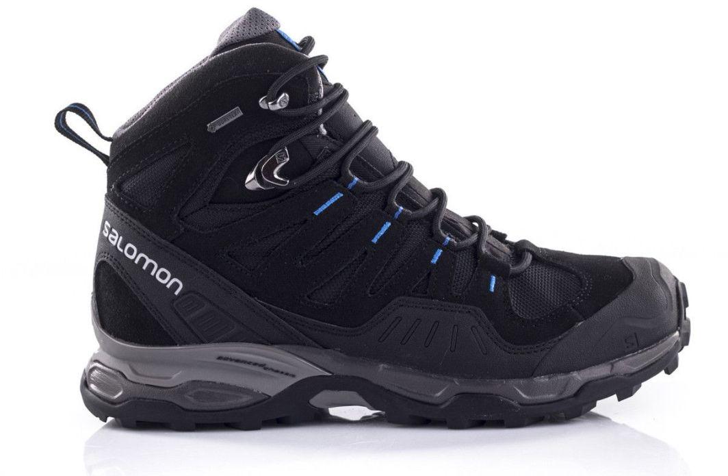 salomon buty damskie trekkingowe sredniotwarde
