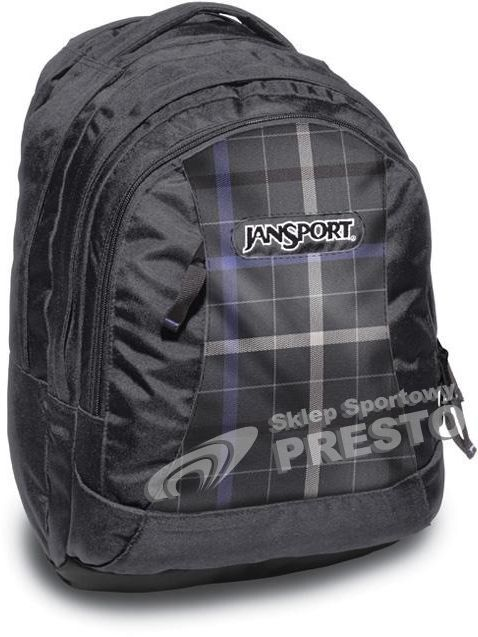 b65b4d27097ee JanSport Plecak szkolny Essence 34L JanSport Grey London Plaid uniw -  53329458045 w Morele.net