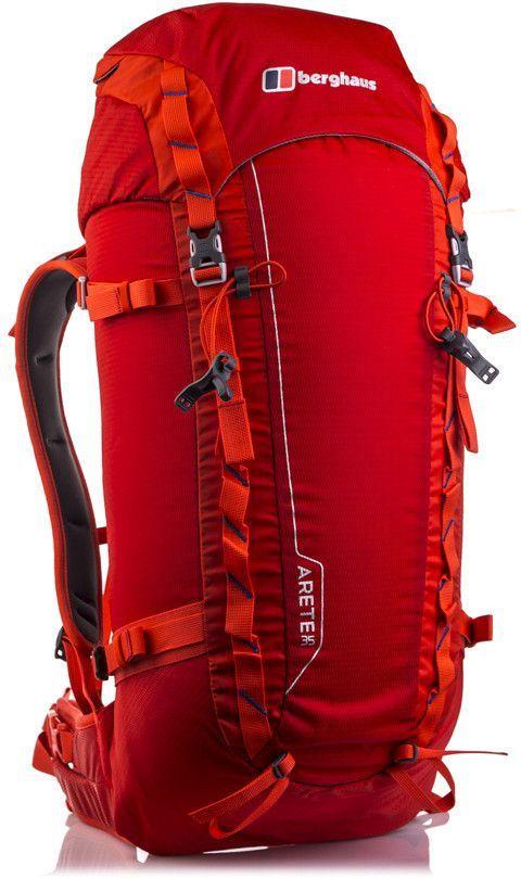 new concept 849a1 b188c BERGHAUS Plecak wspinaczkowy Arete III 35 Berghaus Red/Red uniw -  5052071670595 ID produktu: 1607495
