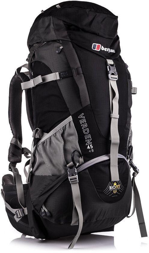 sale retailer db815 ed83d BERGHAUS Plecak turystyczny Verden 45+8 Berghaus Black/Dark Grey uniw -  5052071344755 ID produktu: 1607500
