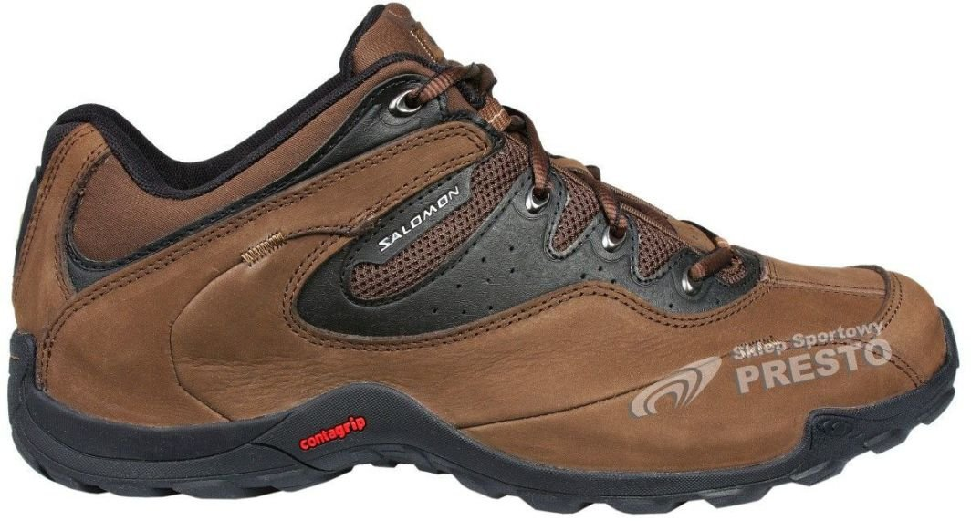 Salomon Buty męskie Elios 2 M Absolute Brown XBlackMid Brown r. 41 13 ID produktu: 1607667