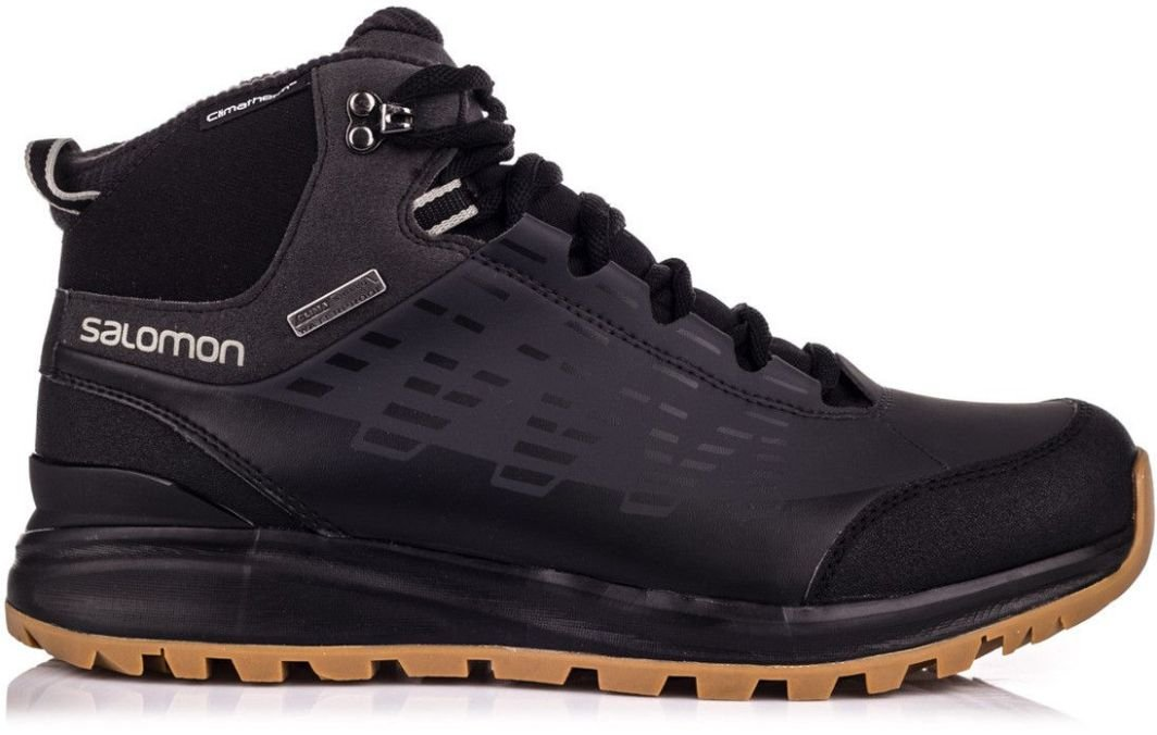 OBUWIE SALOMON KAIPO CS WP 361704 BLACK