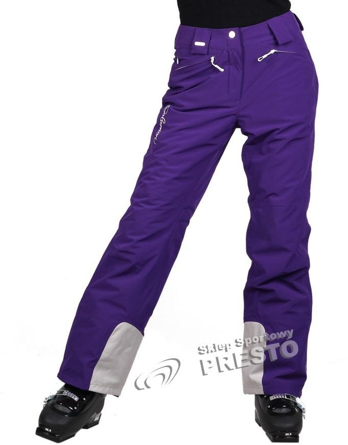 Spodnie narciarskie damskie salomon Spodnie narciarskie