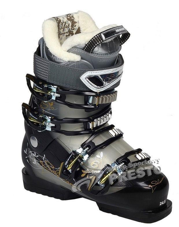 Buty narciarskie SALOMON DIVINE 6 roz. 25,0 (39) Narty i