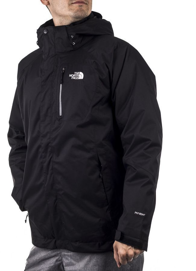 The North Face Kurtka męska 3w1 Zenith Triclimate Black r. XL ID produktu: 1608492