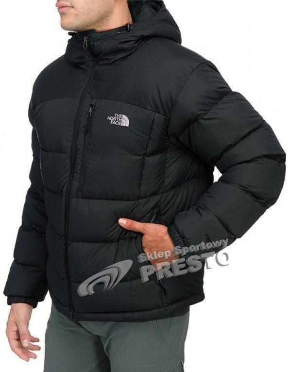The North Face Kurtka męska Argento Hoodie czarna r. M ID produktu: 1608509