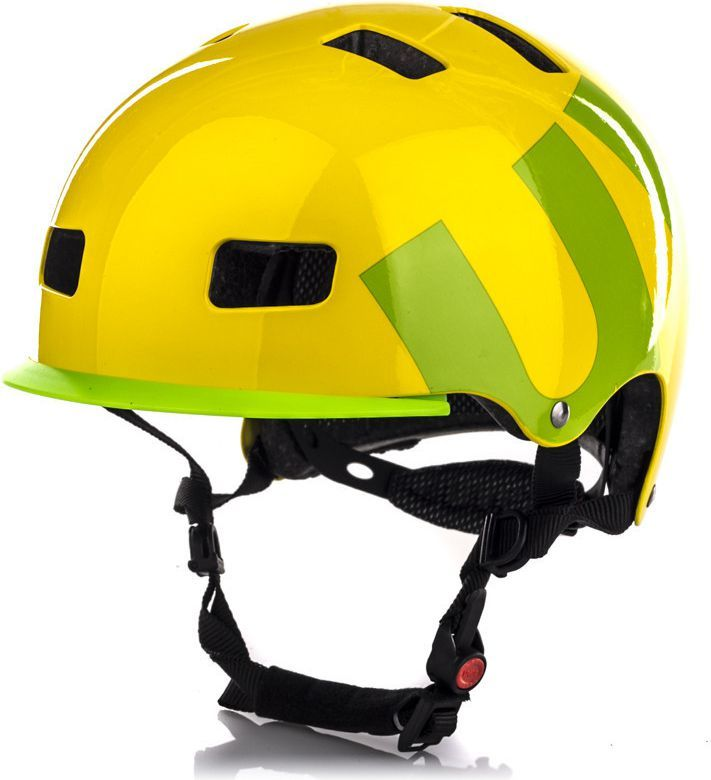 cd5514696e1e80 UVEX Kask rowerowy HLMT 5 Bike Pro Uvex Yellow/Green 55-58 - S4133117 w  Sklep-presto.pl