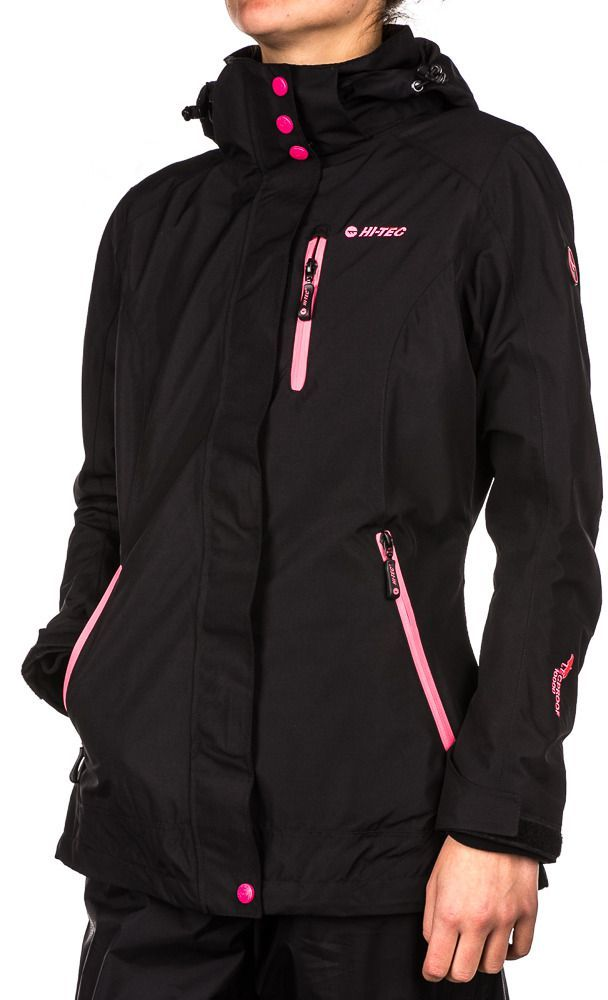 innowacyjny design najlepiej sprzedający się dobra sprzedaż Hi-tec Kurtka damska Lady Amandi 10.000 czarna r. XL ID produktu: 1609477