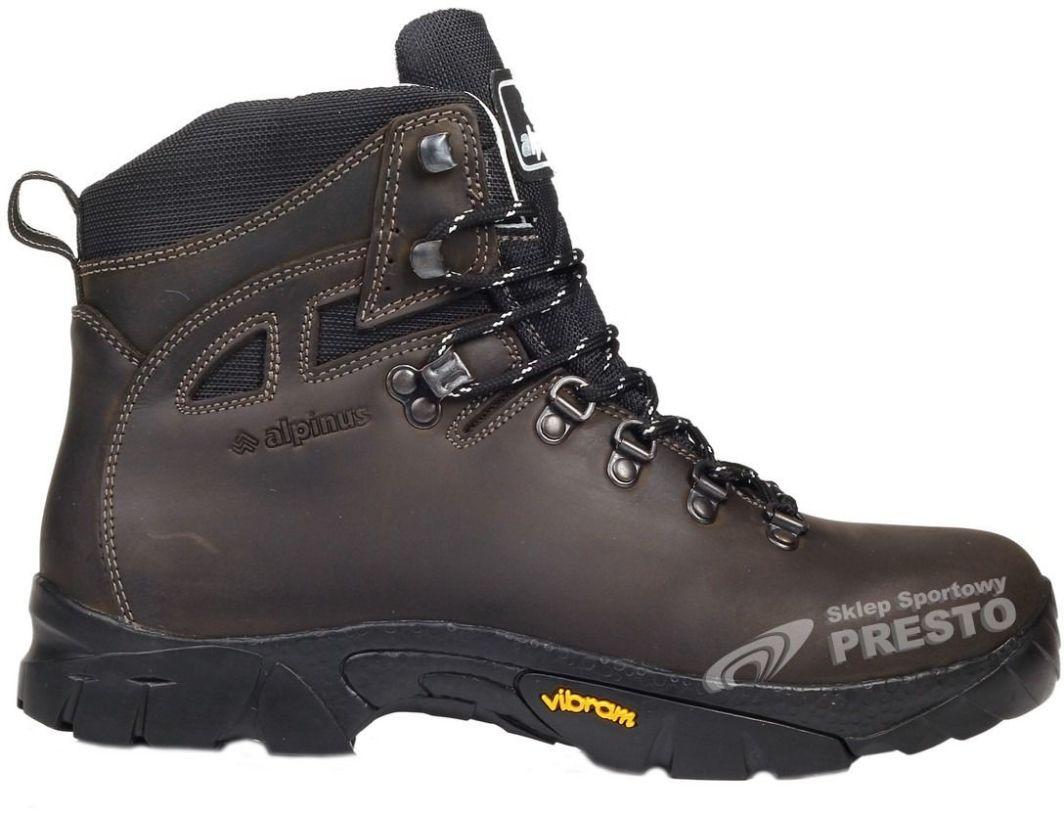 ab19ce5e Alpinus Buty trekkingowe męskie Vertigo Leather Alpinus 41 - 5900787467339  w Sklep-presto.pl
