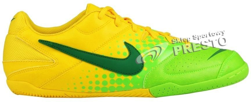 Nike Buty halowe Elastico 5 żółto zielony r. 42 ID produktu: 1609833