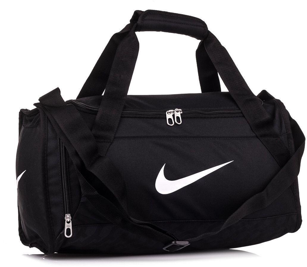 a03f1f91734b3 Nike Torba sportowa Brasilia 6 XSmall 27 Nike czarny uniw - 883153920421 w  Sklep-presto.pl