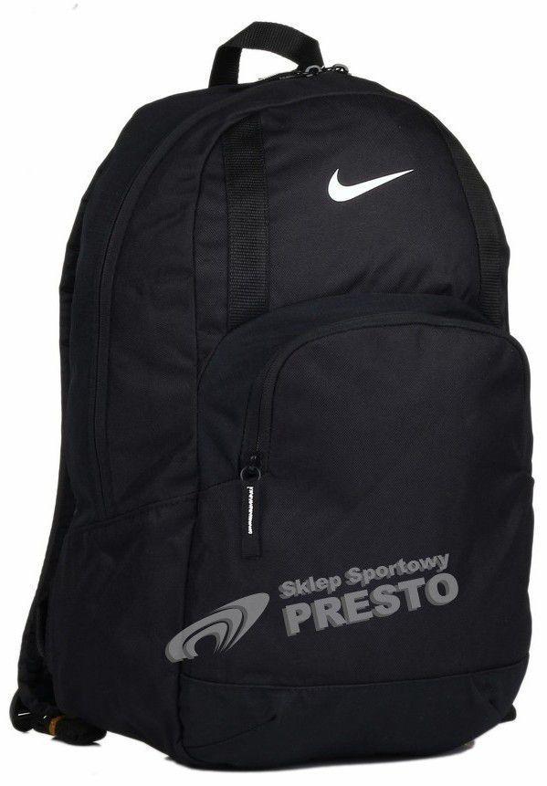 9cf79b3eb79cc Nike Plecak sportowy Classic Sand BP 20 Nike czarny uniw - 2000091016230 w  Sklep-presto.pl