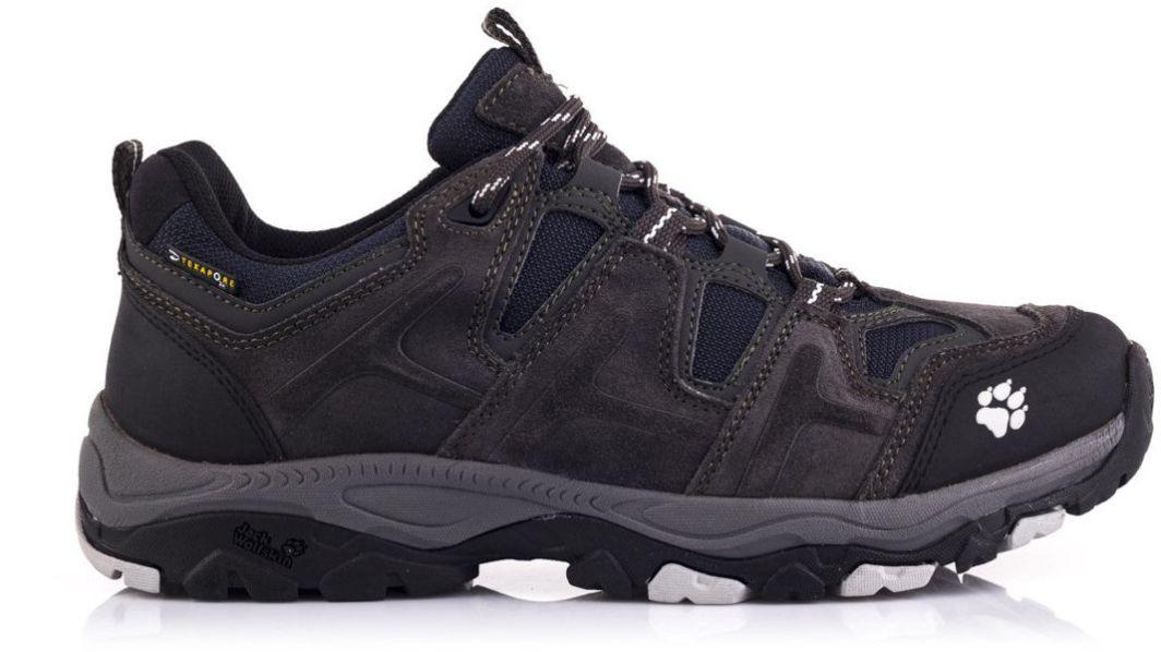 odebrane buty sportowe świeże style Jack Wolfskin Buty trekkingowe męskie Mountain Attack Texapore Men Jack  Wolfskin Gray Haze 45 - 4052936379534 ID produktu: 1609938