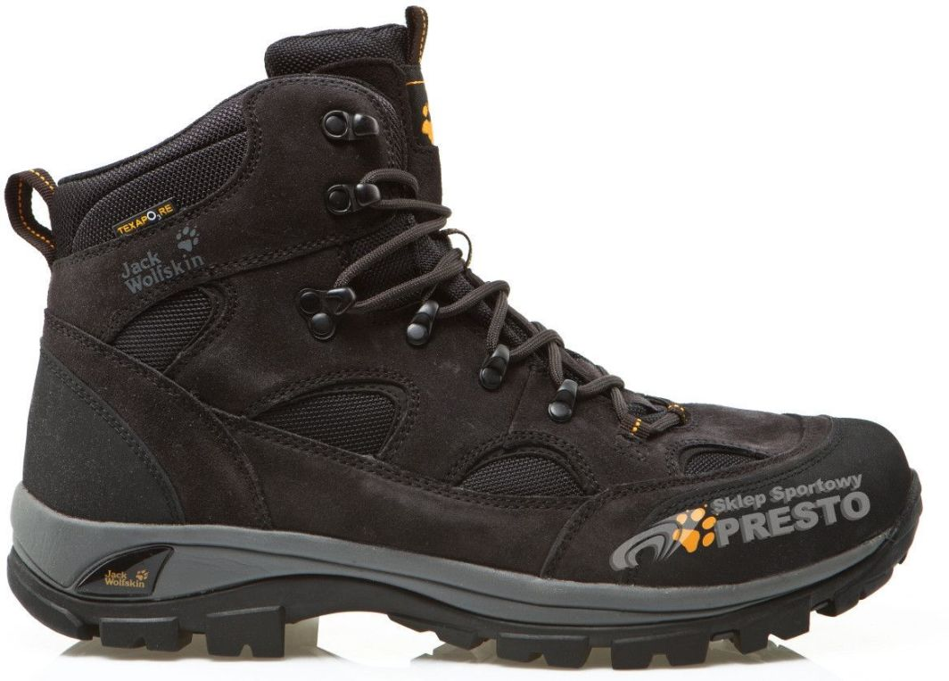buty trekkingowe all terrain salomon