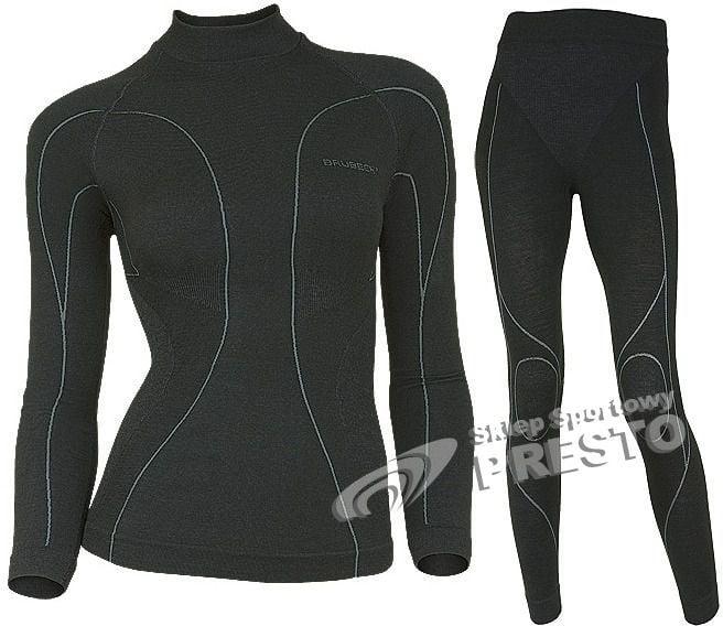 a6801aab2af1 Brubeck Bielizna termoaktywna damska komplet Wool Merino Brubeck uniw -  2000091016642 w Sklep-presto.pl