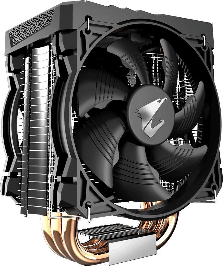 Chłodzenie CPU Gigabyte GIGABYTE CPU cooler ATC700, RGB Ligthing - ATC700 1