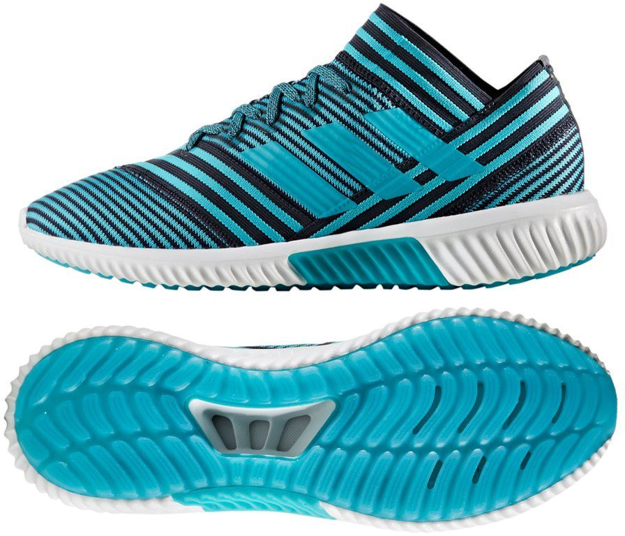 Adidas Buty m?skie Nemeziz Tango 17.1 TR niebieskie r. 42 23 (BY2306) ID produktu: 1611085