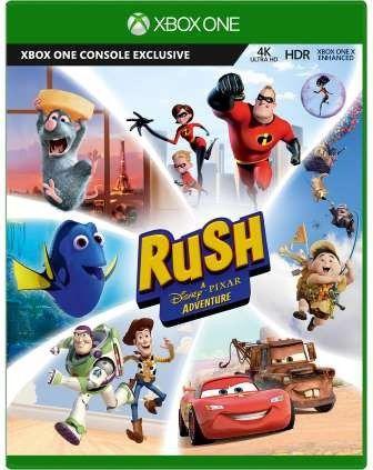 Pixar Rush (GYN-00021) Xbox One 1