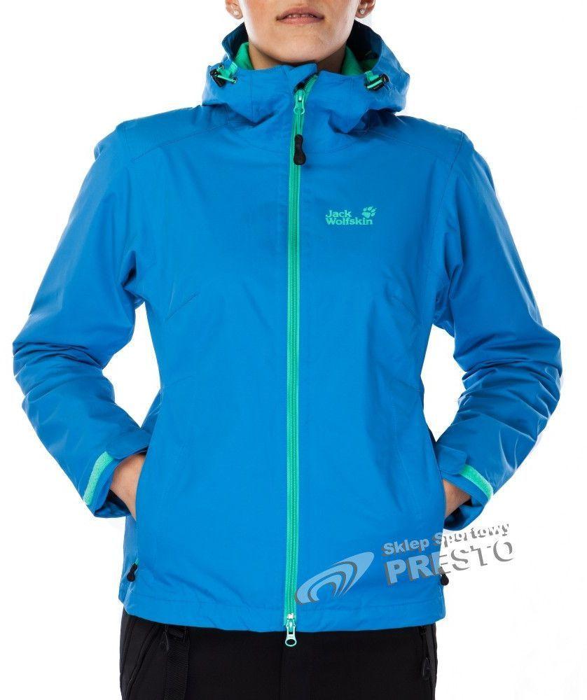 szerokie odmiany gładki butik wyprzedażowy Jack Wolfskin Kurtka damska Chilly Morning Jacket 9.000 niebieska r. L ID  produktu: 1614693