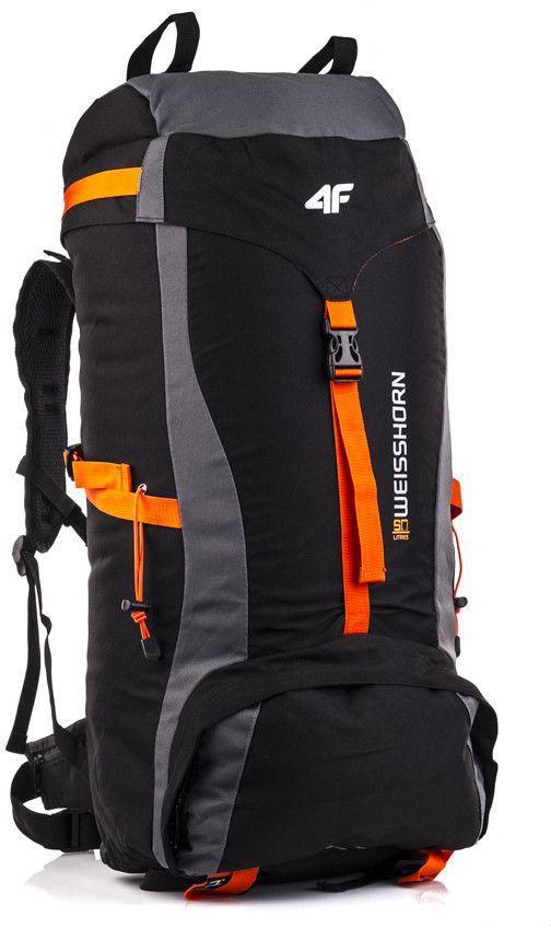 fa17de0eaee4c 4f Plecak turystyczny Weisshorn 50 PCG001A 4F pomarańczowy uniw -  5901236595238 w Sklep-presto.pl