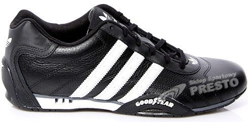 Adidas Buty męskie Adi Racer Low czarne r. 45 13 (561526) ID produktu: 1615777