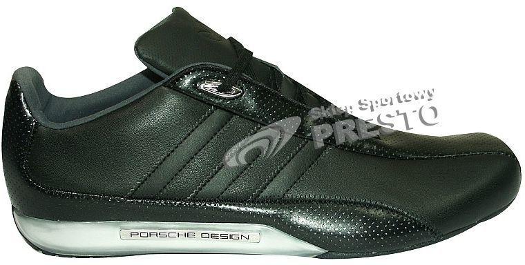 Adidas Buty męskie Porsche Design S2 czarne r. 44 (909229) ID produktu: 1615786