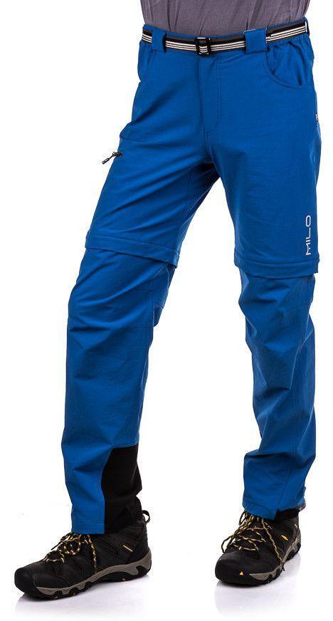 Milo Spodnie 2w1 męskie Maloja Blue r. XXL ID produktu: 1617342