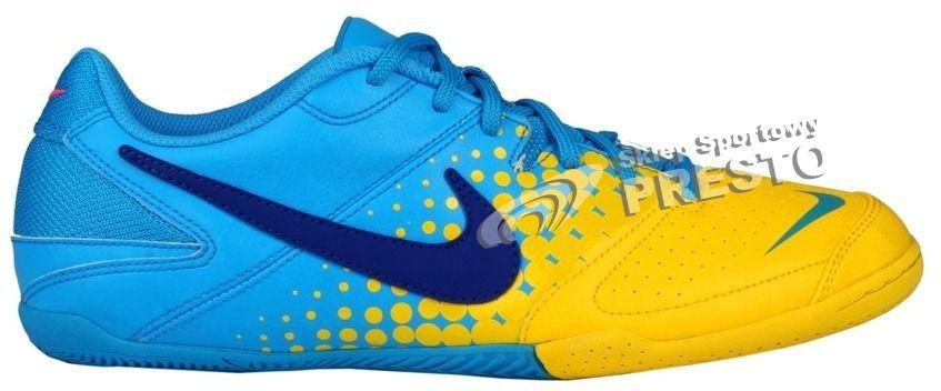 ekskluzywne buty wykwintny styl jak kupić Nike Buty halowe Elastico 5 żółto-niebieskie r. 42.5 ID produktu: 1617484