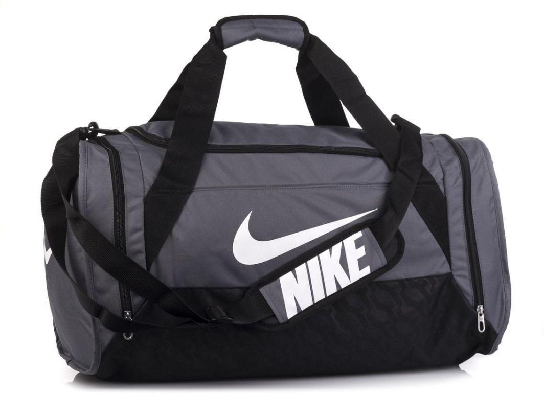 1b50ad8a757c2 Nike Torba sportowa Brasilia 6 Medium 62 Nike szary uniw - 883153883528 w  Sklep-presto.pl