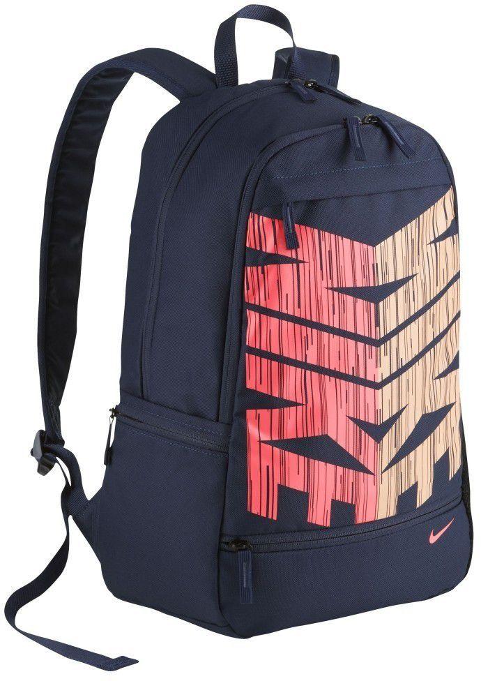 38b6acdda14e8 Nike Plecak sportowy Classic Line 20 Nike granatowy uniw - 883418947996 w  Sklep-presto.pl