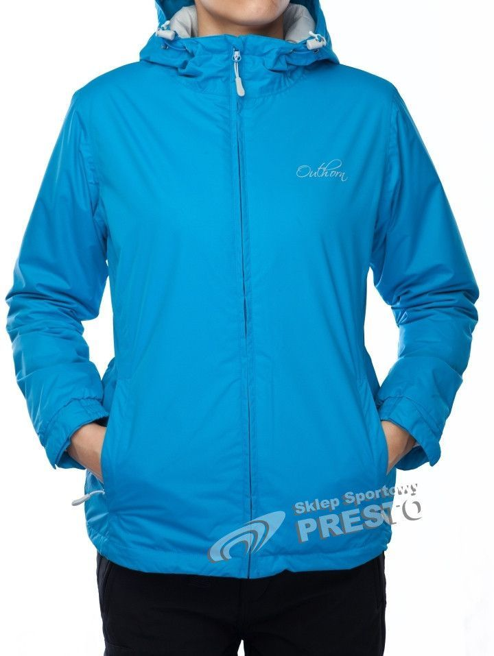 Outhorn Kurtka narciarska damska Ida Hydropile X Pro niebieska r. M ID produktu: 1618207