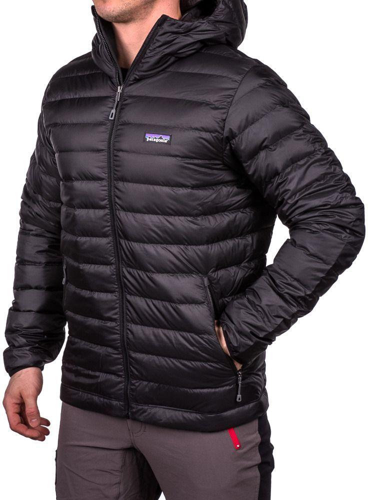 Patagonia Kurtka męska Down Sweater Hoody Black r. XL ID produktu: 1618304