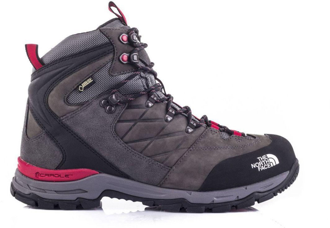 w sprzedaży hurtowej najlepsza cena najlepsza obsługa The North Face Buty męskie Verbera Hiker II GTX szare r. 41 (T0CD300T5) ID  produktu: 1618419