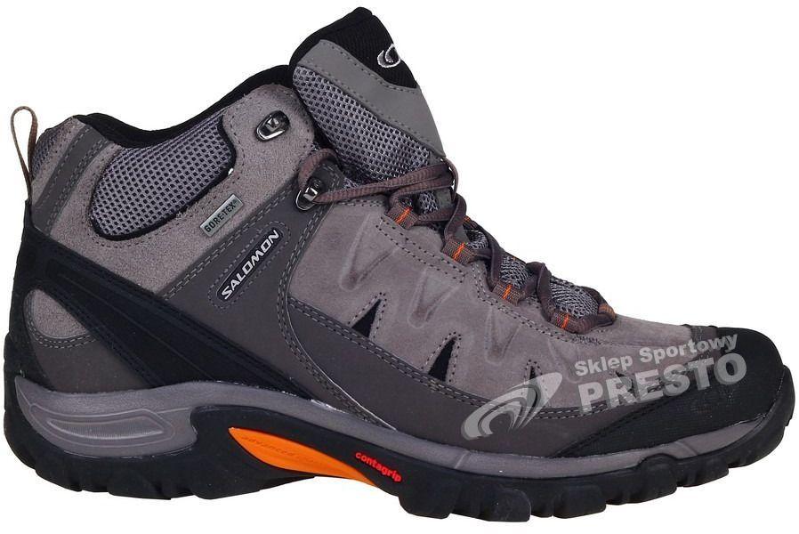 XA Pro 3D Mid 2 GTX BlackAsphalt