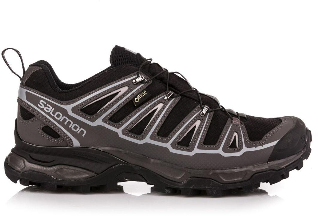 Salomon Buty męskie X Ultra 2 Spikes GTX czarno szare r. 44 23 ID produktu: 1618878