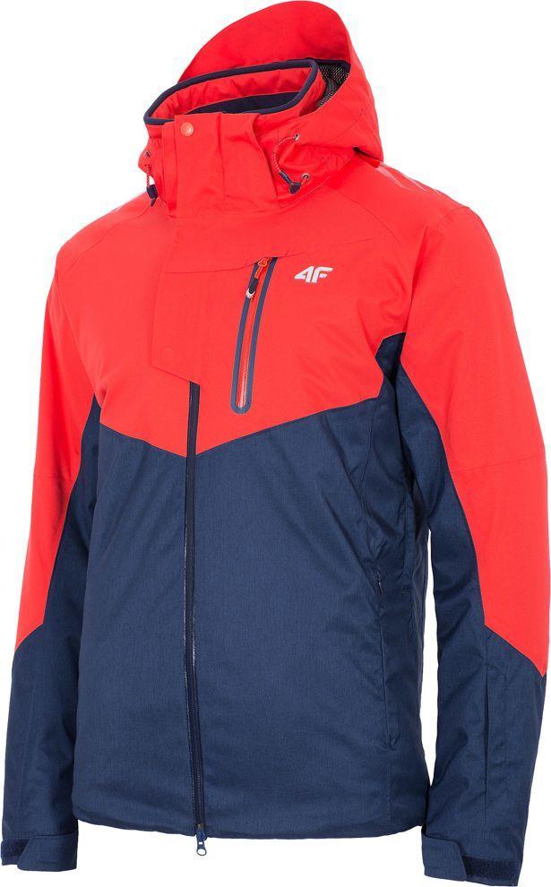 4f kurtka narciarska KUMN009 Granatowy r. M ID produktu: 1620200