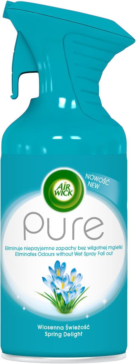 Air Wick Air Wick Pure Aerozol 250 ml Wiosenna Świeżość 1