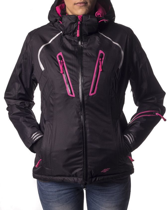 4f kurtka narciarska damska kudn001 rozmiar xxl
