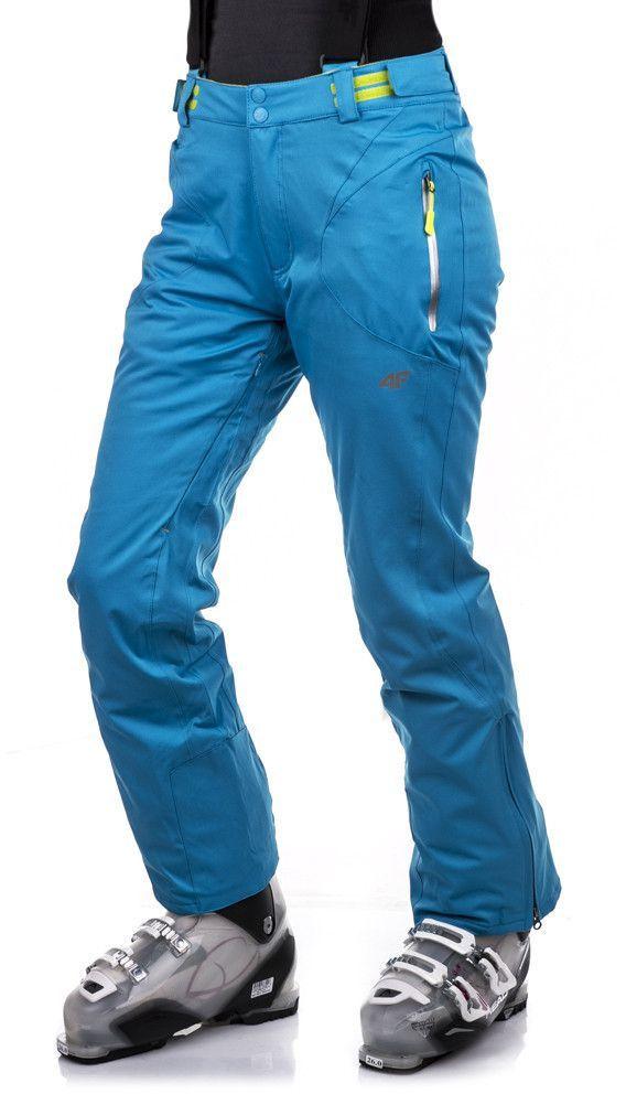 4f Spodnie narciarskie damskie SPDN004 8.000 4F turkusowe r. M ID produktu: 1621158