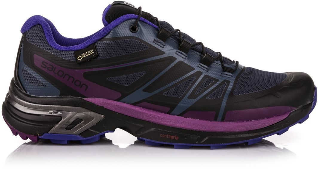 Salomon Buty do biegania trailowe damskie Wings Pro 2 GTX W Salomon 41 13 200009520966 ID produktu: 1621566