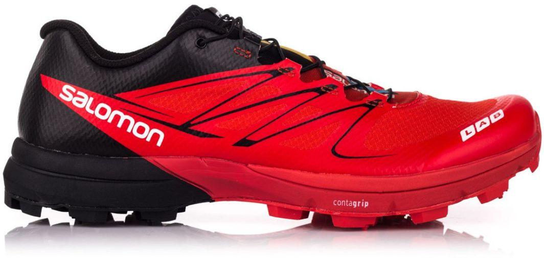 Salomon Buty męskie biegowe trailowe startowe S Lab Sense 3 Ultra czerwono czarne r. 43 13 ID produktu: 1621669