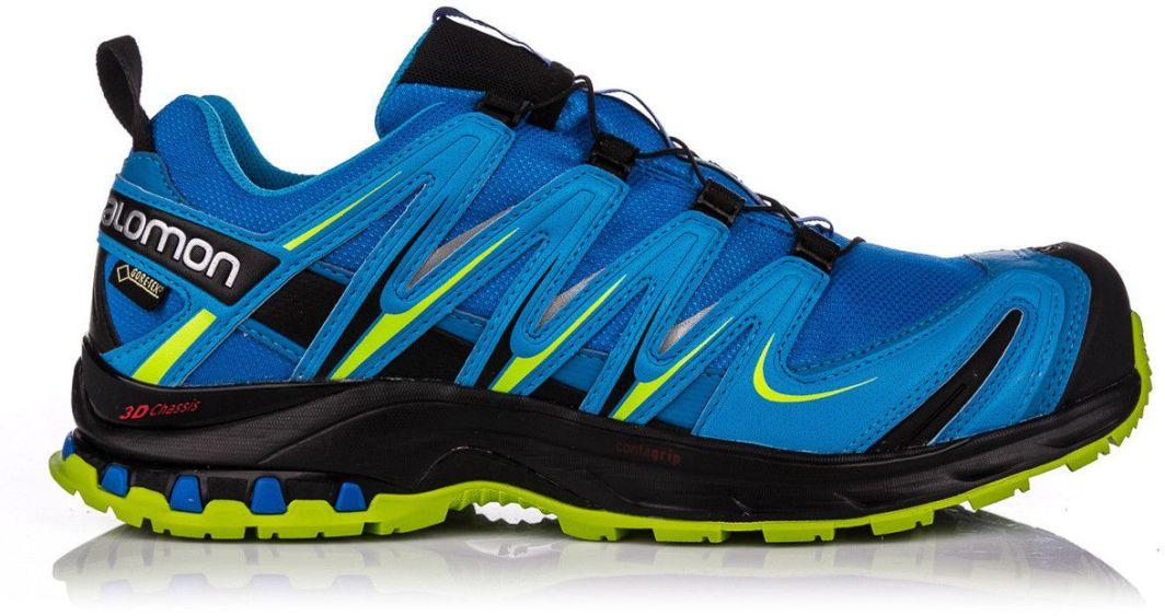 For Men Salomon Xa Pro 3D Gtx Walking Shoes Blue Blue Union