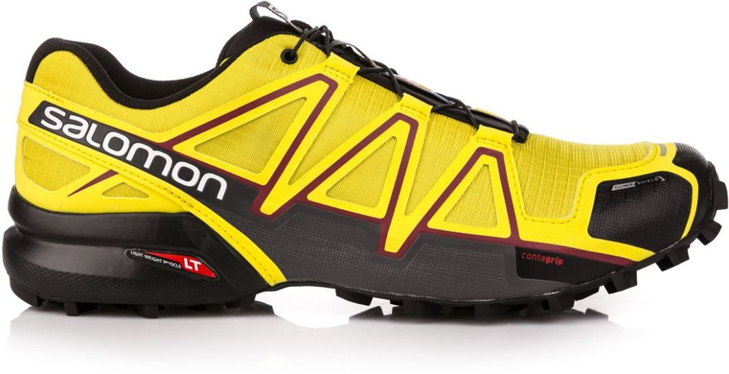 Salomon Buty męskie Speedcross 4 CS Alpha YellowCorona YellowBlack r. 47 13 ID produktu: 1621756