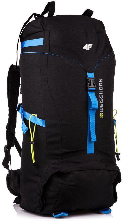 a9fb43ad926a2 4f Plecak turystyczny Weisshorn 50 PCG001A 4F czarny uniw ...