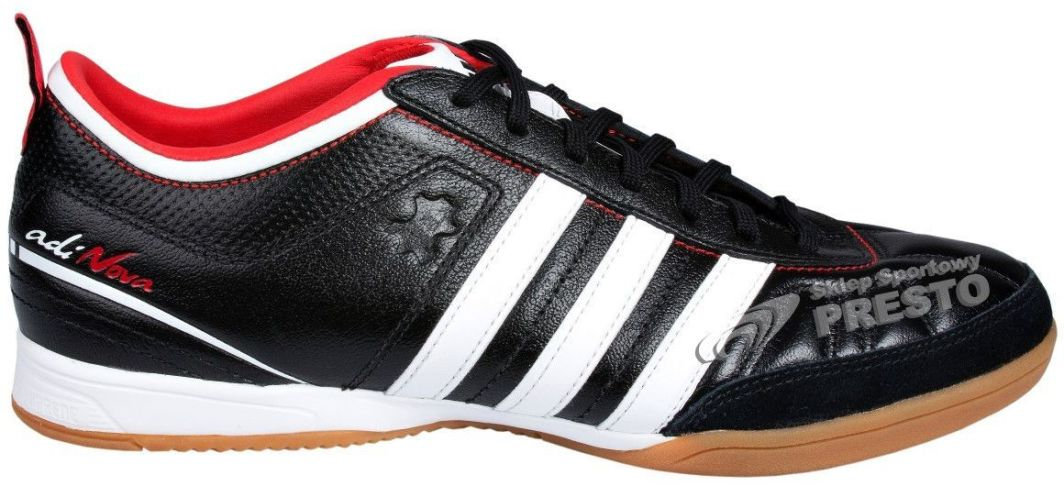 e56cb27c4f693 Adidas Buty halowe Adinova IV IN Czarne r. 39 1/3 w Sklep-presto.pl