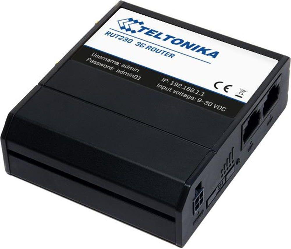 Router Teltonika RUT230 3G (RUT23001E000) 1