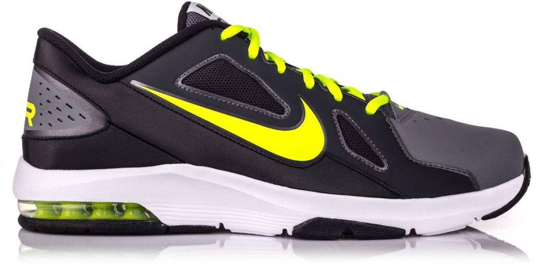 buty nike czrno żółte