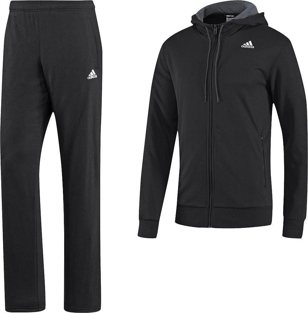 Adidas Dres męski treningowy TS Prime 10 Climalite czarny r. 180 ID produktu: 1622627