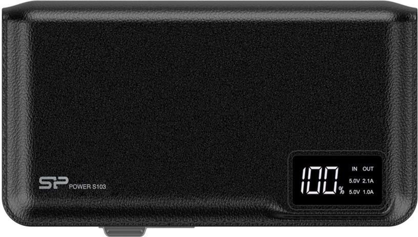 Powerbank Silicon Power S103 (SP10KMAPBK103P0K) 1