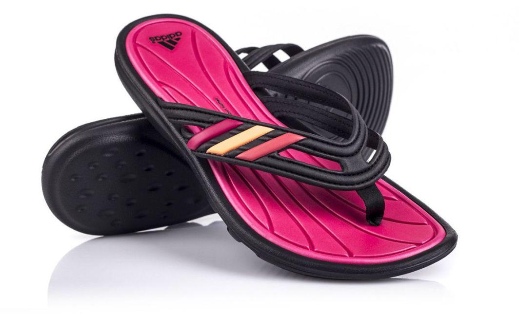 klapki damskie adidas rozowe nike